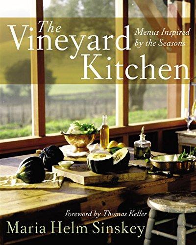 9780060013967: The Vineyard Kitchen: Menus Inspired by the Seasons (Cookbooks)