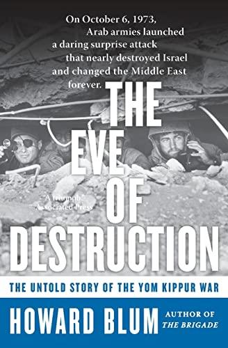 The Eve of Destruction (Paperback)