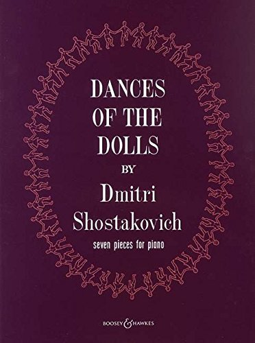 9780060024079: Dances of the dolls (Seven Pieces)