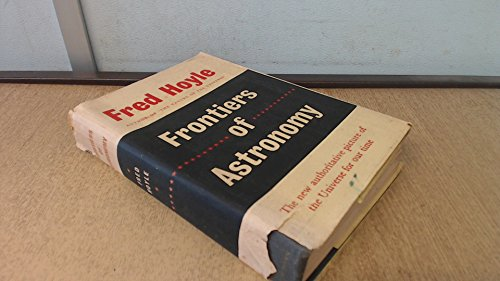 9780060027605: Frontiers of Astronomy