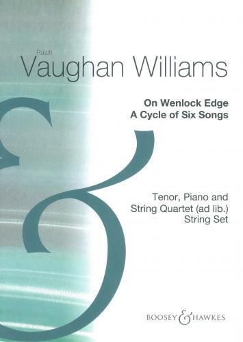 9780060028558: On Wenlock Edge (A Cycle of Six Songs)