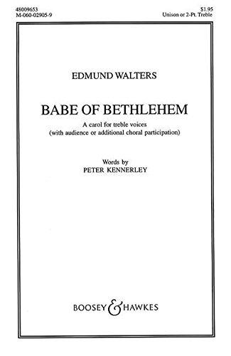 9780060029050: Babe of Bethlehem