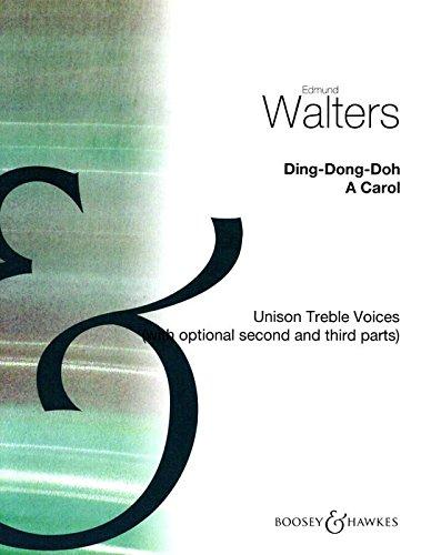 9780060029098: Ding-Dong-Doh (Christmas carol)
