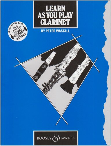 9780060029272: Learn As You Play Clarinet