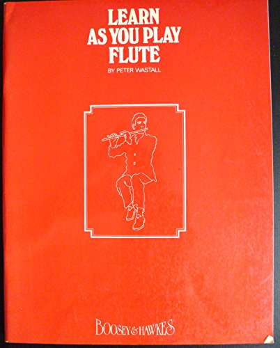 9780060029302: Learn As You Play Flute