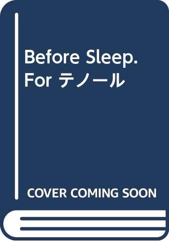 9780060033187: Six Choruses op. 53 (Before Sleep)