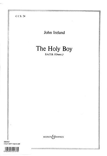9780060033736: The Holy Boy (A Carol of the Nativity)