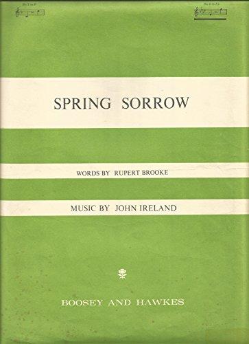 9780060033859: Spring Sorrow in A flat