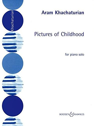 9780060034825: Pictures Of Childhood - Khachaturian,A (Piano Solo)