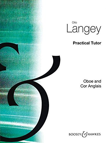9780060036034: Practical Tutor for Oboe and Cor Anglais