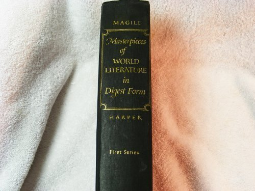 9780060036607: Masterpieces of World Literature in Digest Form, Series 1