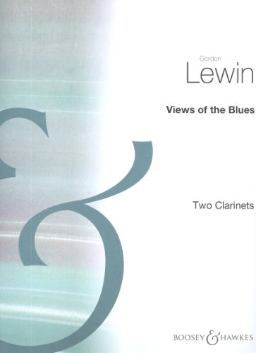 9780060071509: Views Of The Blues for Two Clarinets