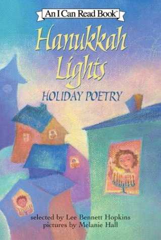 9780060080518: Hanukkah Lights: Holiday Poetry (I Can Read Book)