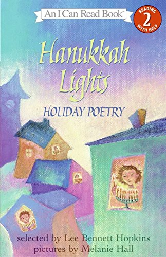 9780060080532: Hanukkah Lights: Holiday Poetry (I Can Read - Level 2 (Quality))