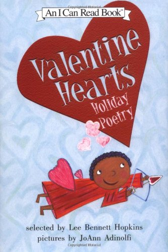 9780060080570: Valentine Hearts: Holiday Poetry (I Can Read Book 2)