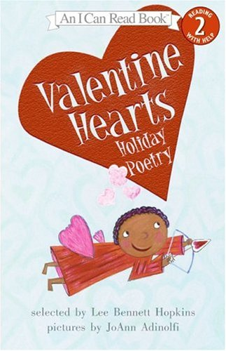 9780060080594: Valentine Hearts: Holiday Poetry (I Can Read Book 2)