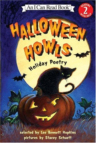 9780060080600: Halloween Howls: Holiday Poetry (I Can Read Book 2)