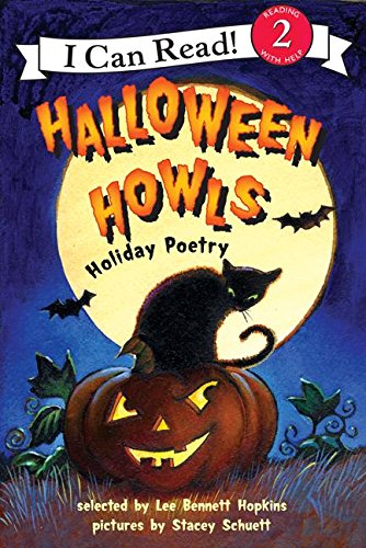 9780060080624: Halloween Howls: Holiday Poetry (I Can Read - Level 2 (Quality))