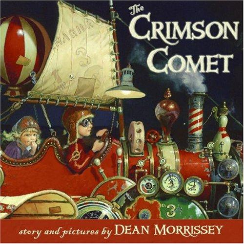 9780060080686: The Crimson Comet