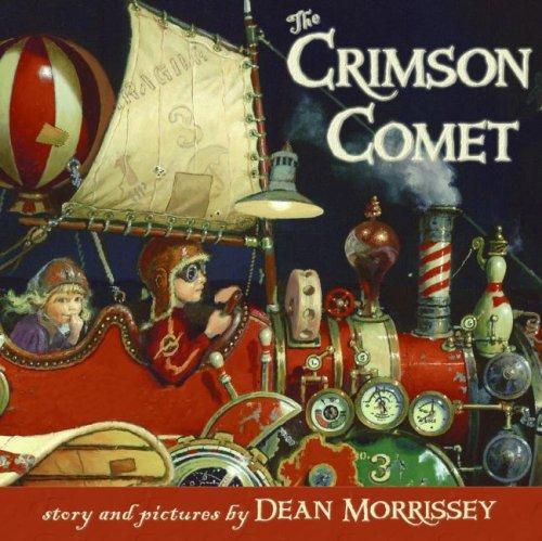 9780060080709: The Crimson Comet