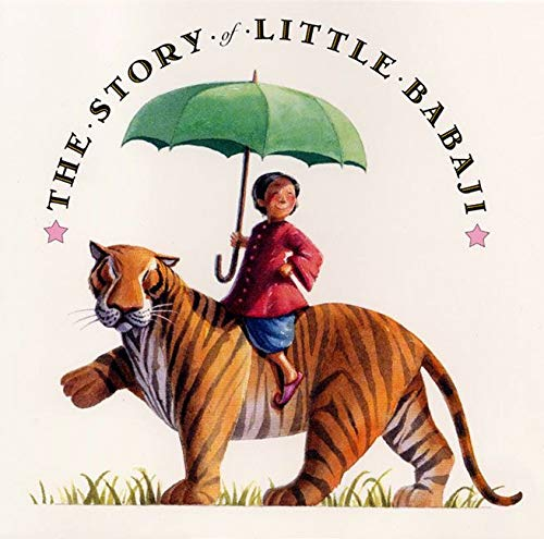 9780060080938: The Story of Little Babaji