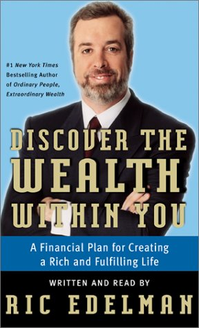 9780060081300: Discover the Wealth Within You Audiocassette
