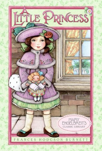 9780060081379: A Little Princess (Mary Engelbreit's Charming Classics) (Mary Engelbreit's Classic Library)