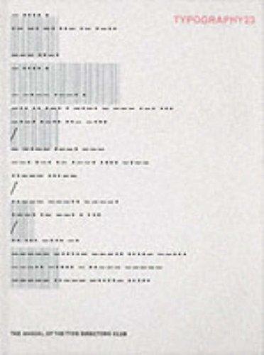 9780060081485: Typography 23 (No.23)