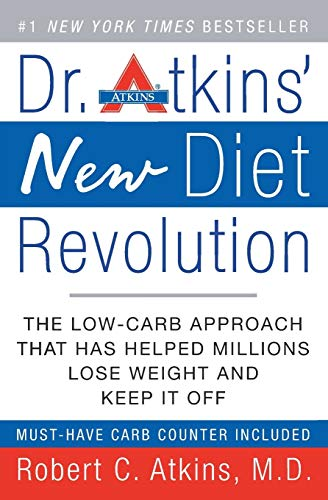 9780060081591: Dr. Atkins' New Diet Revolution