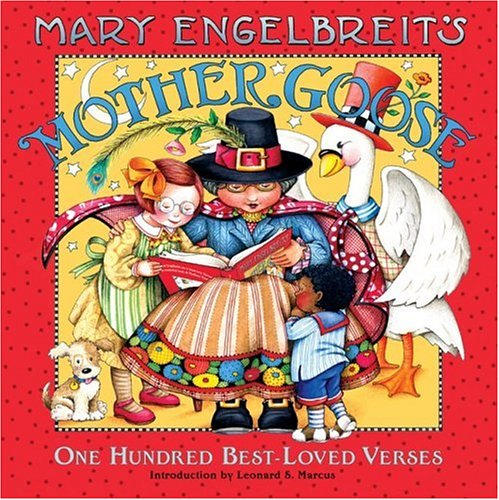 9780060081720: Mary Engelbreit's Mother Goose: One Hundred Best-Loved Verses
