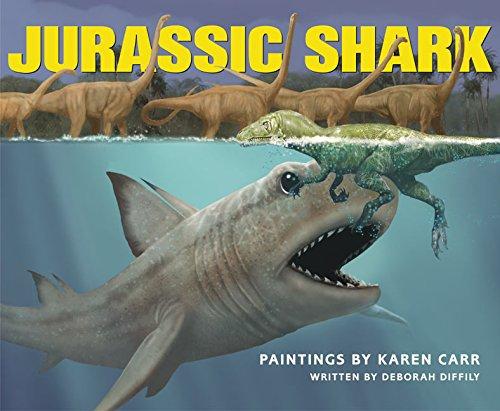 9780060082499: Jurassic Shark