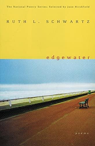 9780060082536: Edgewater: Poems (National Poetry Series)