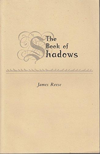 9780060083359: The Book of Shadows. A Novel.