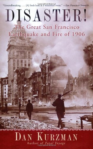 9780060084325: Disaster! The Great San Francisco Earthquake and Fire of 1906