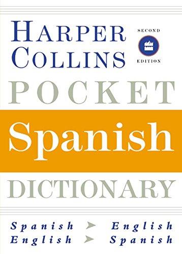 9780060084516: HarperCollins Pocket Spanish Dictionary