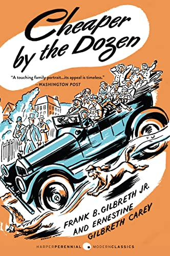 9780060084608: Cheaper by the Dozen (Perennial Classics)