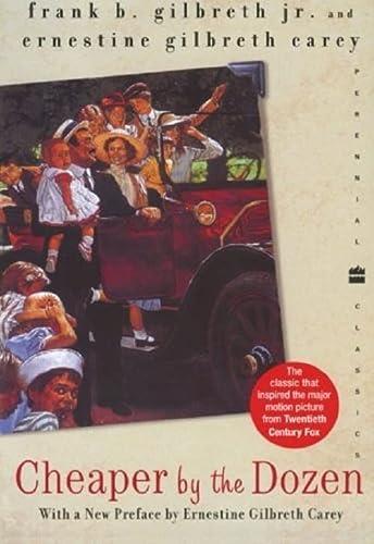 9780060084608: Cheaper by the Dozen (Perennial Classics)
