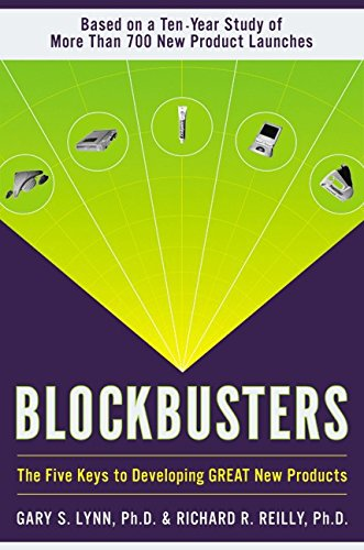 9780060084738: Blockbusters: The Five Keys to Developing GREAT New Products
