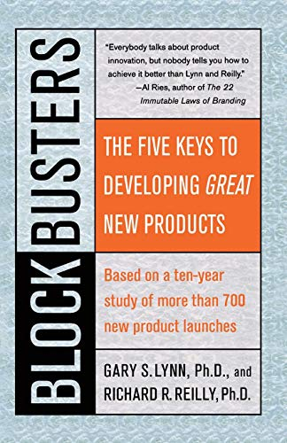 9780060084745: Blockbusters: The Five Keys to Developing GREAT New Products
