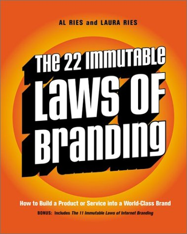 9780060085162: The 22 Immutable Laws of Branding