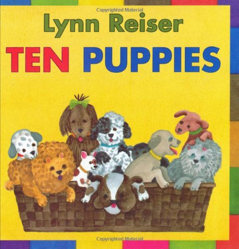 9780060086442: Ten Puppies