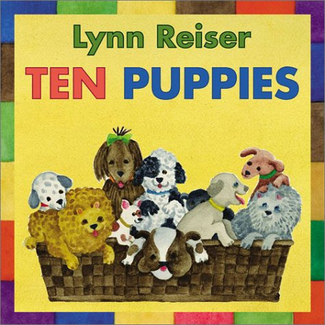 9780060086459: Ten Puppies