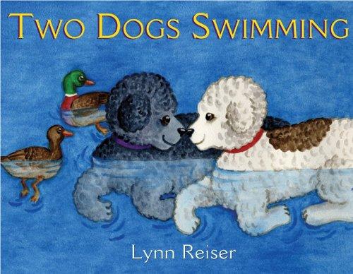 Two Dogs Swimming: Lynn Reiser