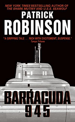 9780060086633: Barracuda 945