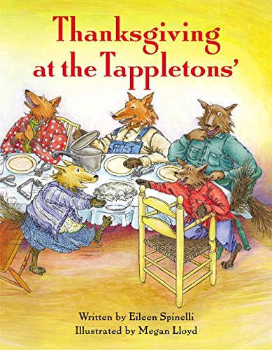 Thanksgiving at the Tappletons' (006008670X) by Eileen Spinelli