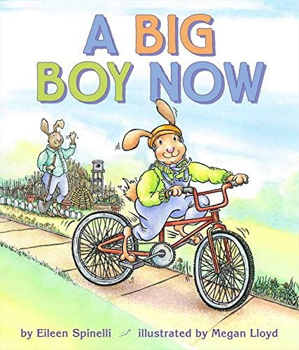 9780060086732: A Big Boy Now
