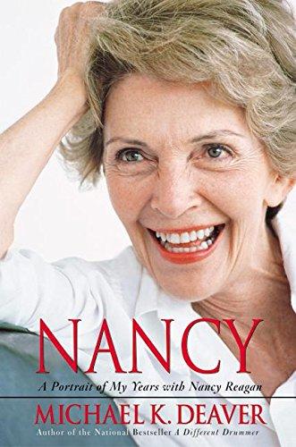 9780060087395: Nancy: A Portrait of My Years with Nancy Reagan