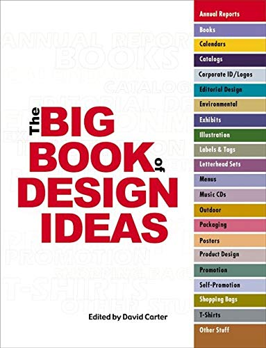 9780060087630: The Big Book of Design Ideas