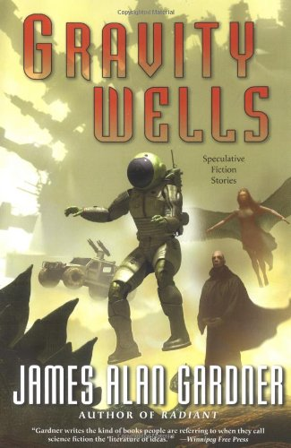9780060087708: Gravity Wells: Speculative Fiction Stories