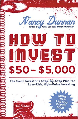 9780060087791: How to Invest $50-$5,000 8e (How to Invest $50 to $5000)